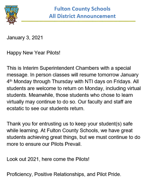 01.03.21 All District Announcement