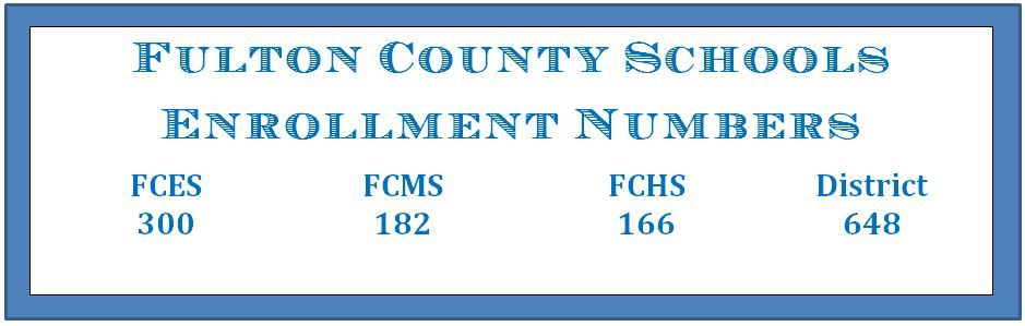 Enrollment Numbers